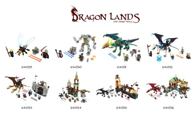 Dragon Lands: The Faerie Wars
