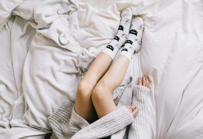 happy socks - Julia Sang Nguyen