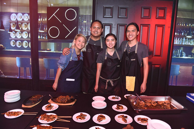 Chef Jordy  team