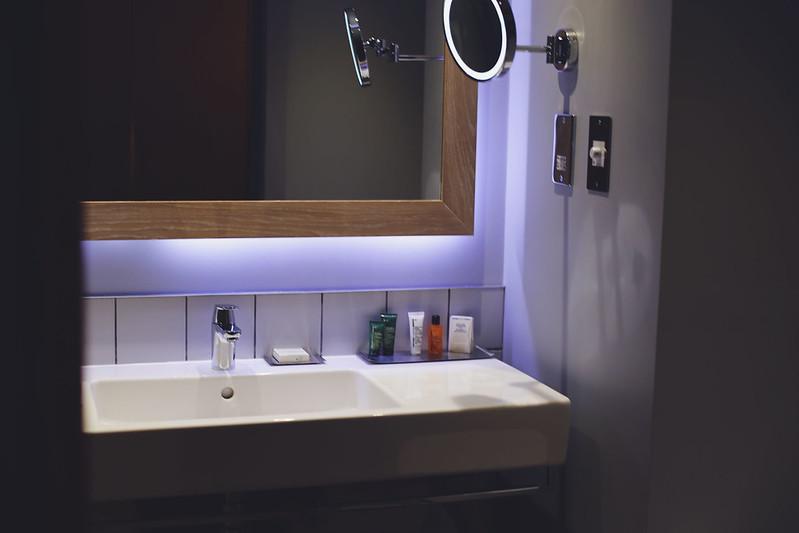 Bathroom, Hilton Hotel, Bournemouth