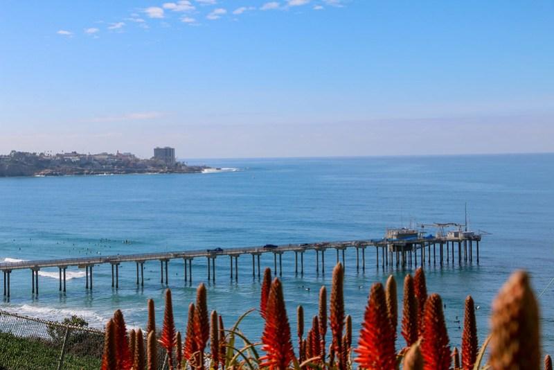 10.16. - San Diego. Scripps Pier