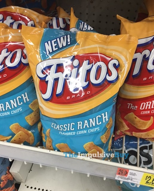 Fritos Classic Ranch Corn Chips