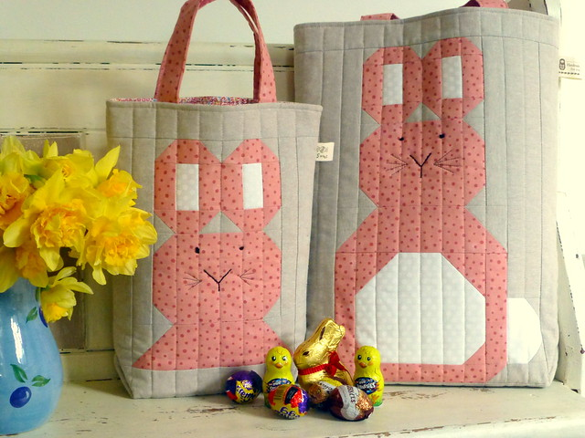 Bunny Bags / Pretty Patches March'16