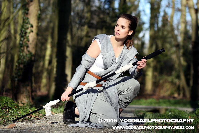Star Wars Shoot with Daisy as Rey 2016 006