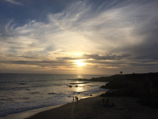 LeoCarrillo_sunset
