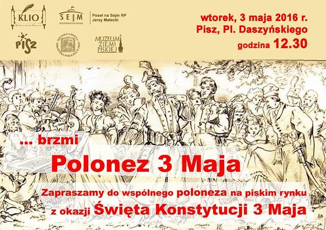 piski polonez