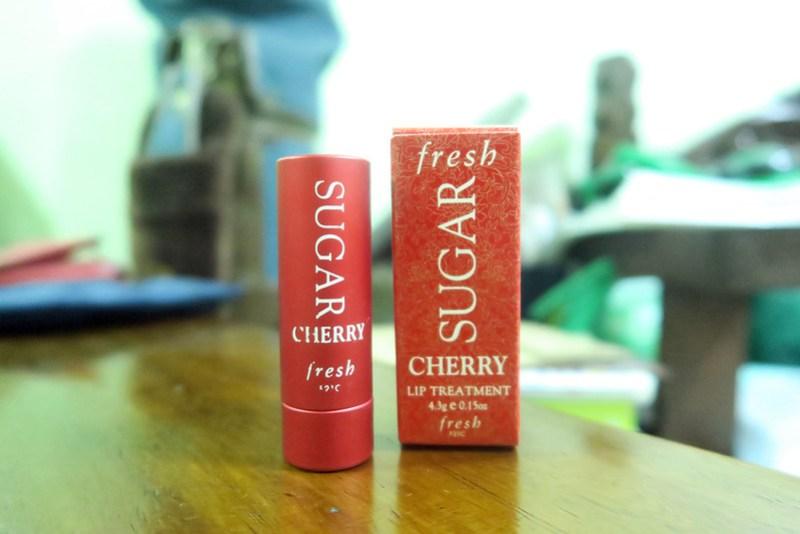 Fresh Sugar Lip Treatment SPF15 - Cherry 20160117_205810