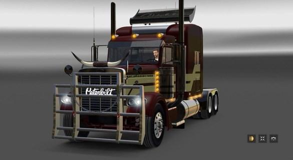 American Truck Simulator - PETERBILT-389-UPDATE-TRUCK-0.9.1.3-2