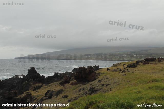 Isla de Pascua - Lluvia