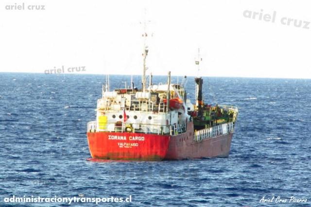 Iorana Cargo (Barco) - Isla de Pascua