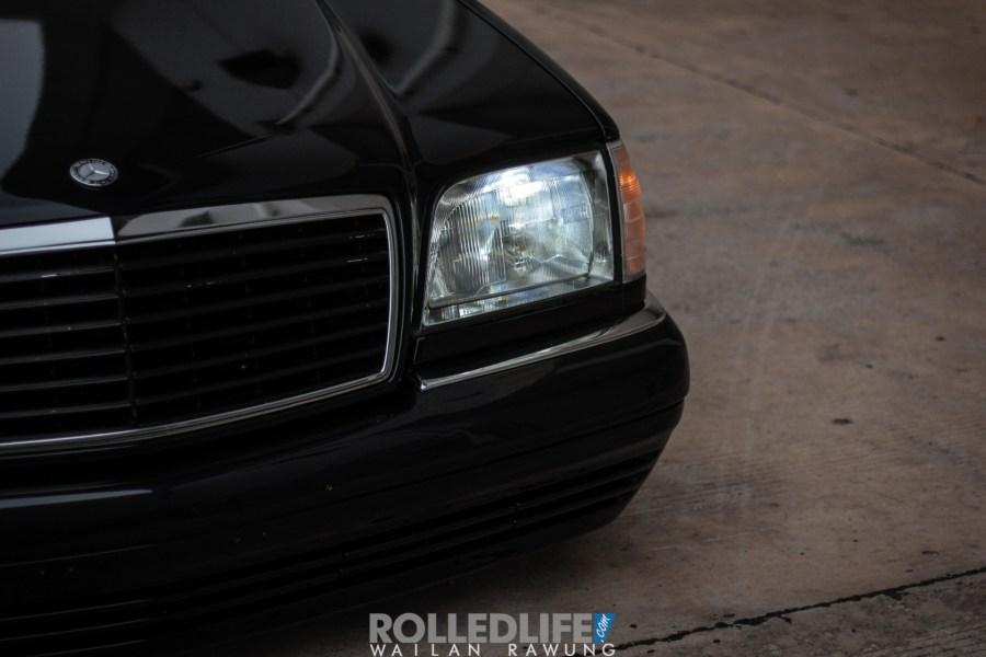 Mercedes Benz W140 S Class-45