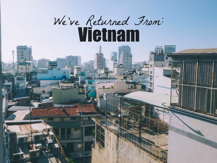 We've Returned from Vietnam | Perogy and Panda