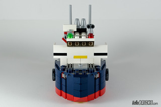 REVIEW LEGO Creator 31045 Ocean Explorer 11