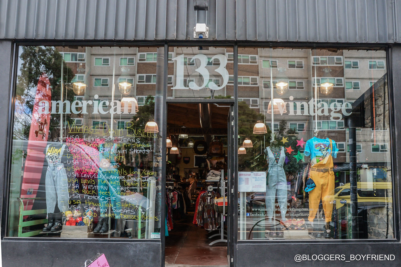 The expert, Vintage shopping melbourne the