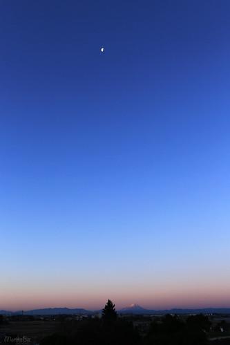 西の空 20160101-IMG_7099