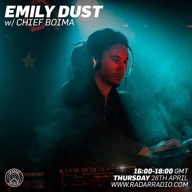 Live on Radar Radio with Emily Dust