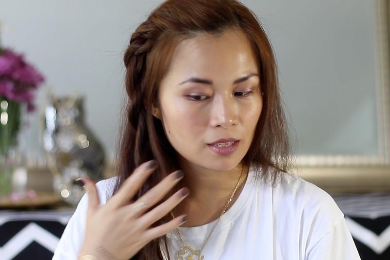 Hairstyle Tutorial, Messy Side Twist Braid, beauty look