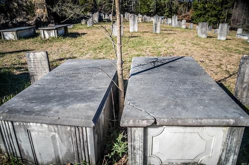 Old Lebanon Presbyterian Church and Cemetery-016