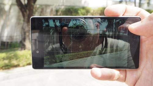 Lenovo Vibe Shot กับการถ่ายรูปและวิดีโอ