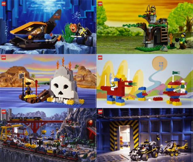 LEGO Anniversary Wallpapers