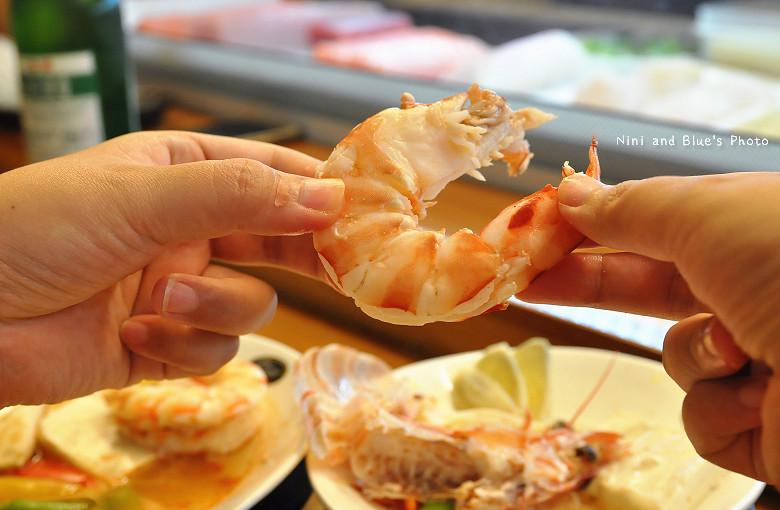 台中日式料理海鮮居酒屋海人24