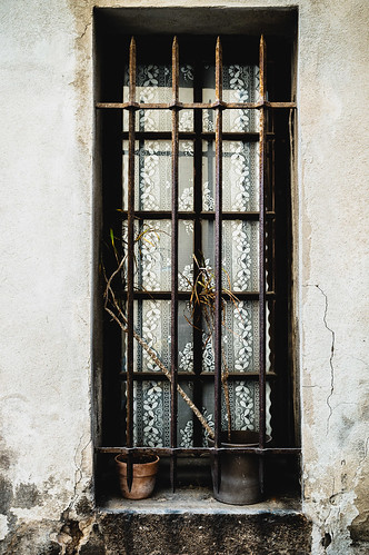 Old Window - Hyères