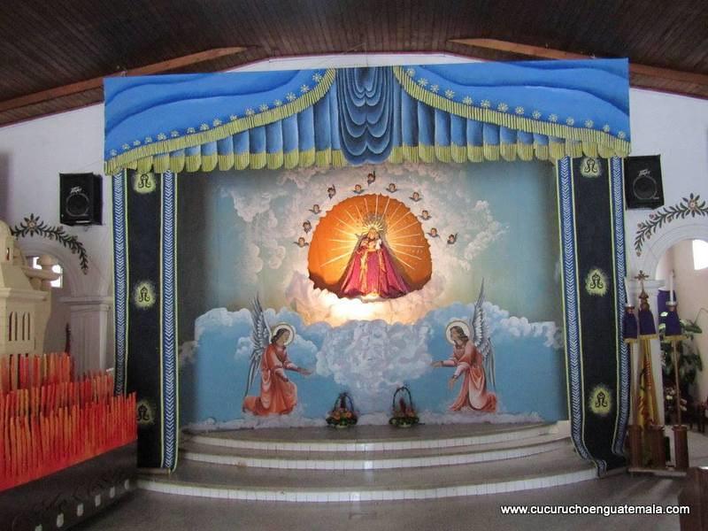 Virgen de Dolores de San Antonio el Teocinte