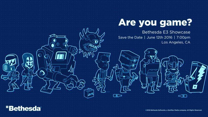 Bethesda-E3-2016