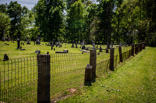Bush River Baptist Church and Cemetery-001