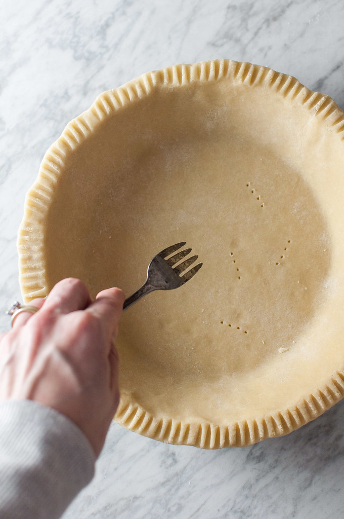 How to make your very FIRST homemade pie crust from scratch: a beginner's guide, with lots of tips and pictures so you can skip the store-bought crust.