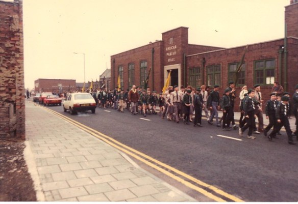 Redcar Parish Hall 1980s