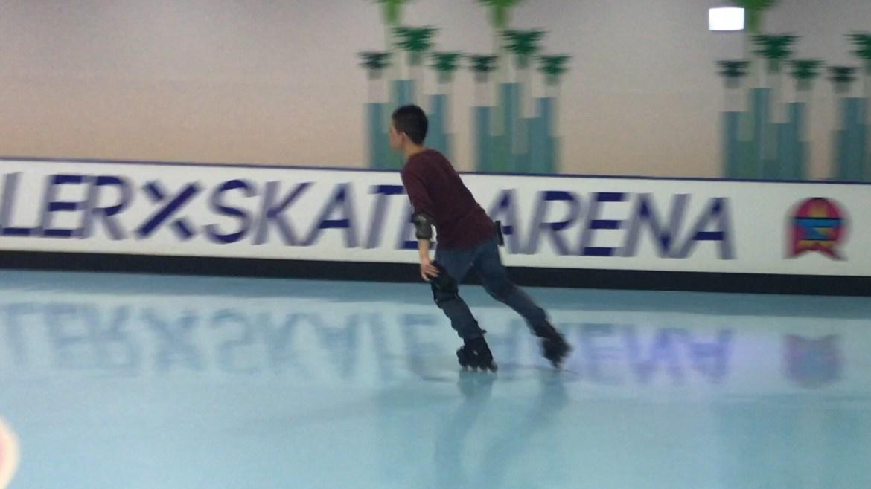 Tokyo Dome Roller Skate Arena