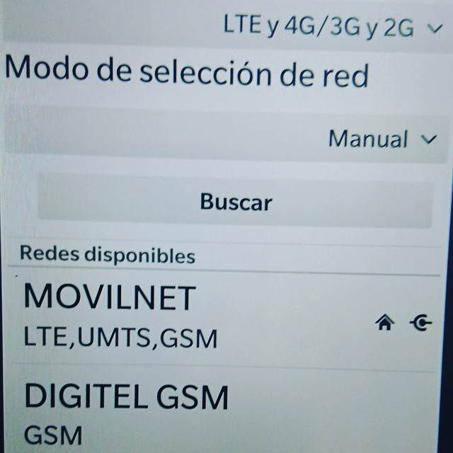 Movilnet LTE