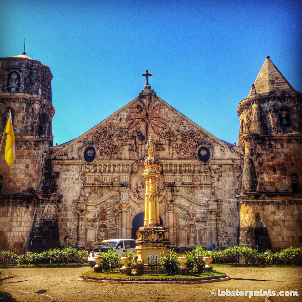 Miag-ao Church | Iloilo, Philippines