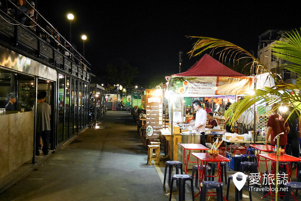 曼谷拉差达火车夜市 Train Night Market Ratchada 28