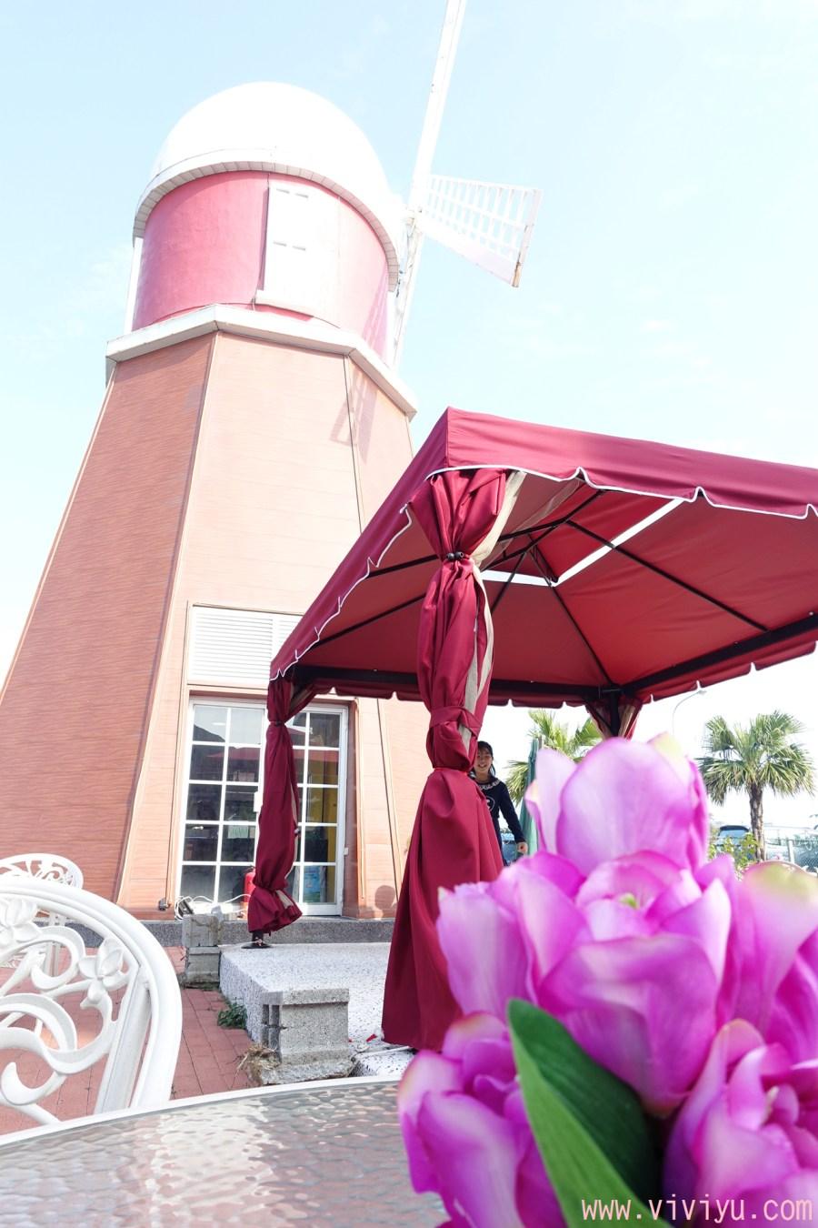 台南,台南旅遊,台南美食,台灣咖啡文化館,安平旅遊,安平景點,安平港休閒廣場,風車童話故事館 @VIVIYU小世界