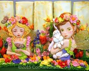 Spring Fairies ©Cookievonster2015