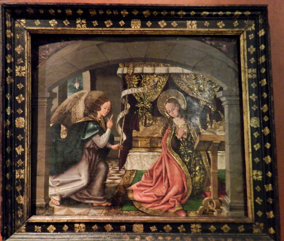 Museo Pinturas Capilla del Cardenal Catedral de Avila 05