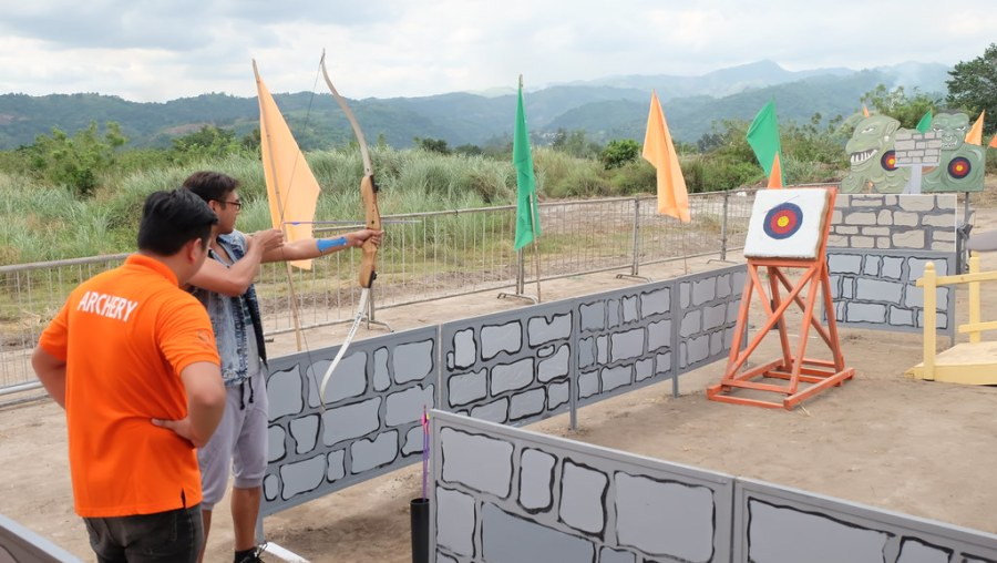 Aqtiv Archery in Sandbox16