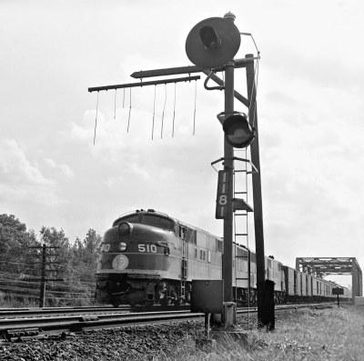 ACL, Rocky Mount, North Carolina, 1961