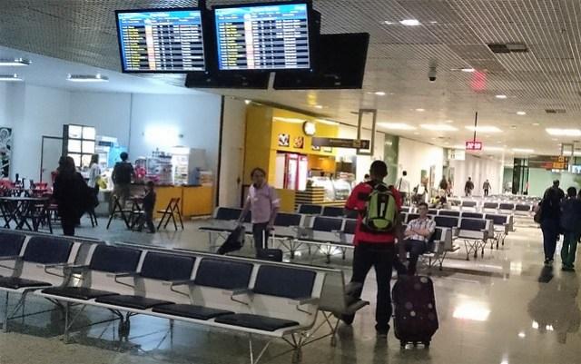 Manaus airport brail