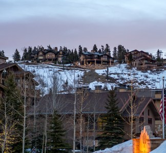 Houses in Deer Valley