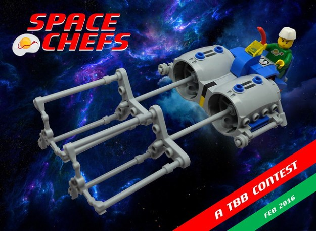 Space Chefs - Competition Time