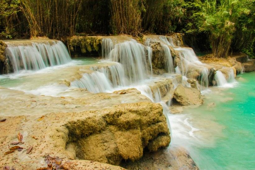 naturlige vidundere i Laos