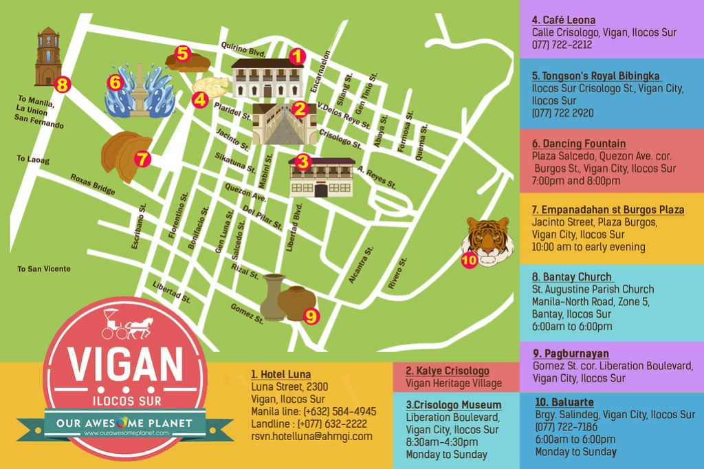 VIGAN Calle Crisologo: 24-Hour Guide to Best Experience