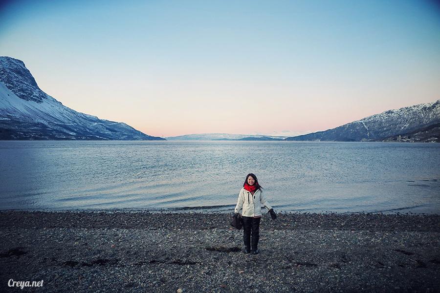 2016.02.23| 看我歐行腿 | 阿呀~一不小心就從瑞典到了挪威, Narvik 小鎮遇見地理課本中的峽灣 23.jpg