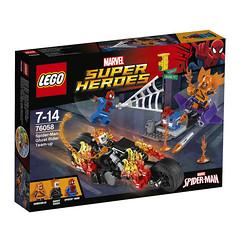 Lego Marvel 76058-1
