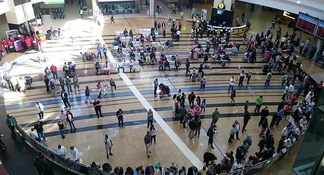 OR Tambo airport johannesburg