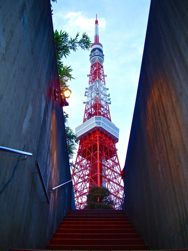 Tokyo Tower Parking Center