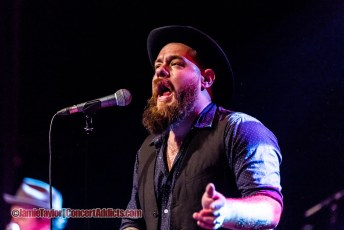 Nathaniel Rateliff and the Night Sweats @ The Commodore Ballroom - January 21st 2016